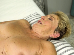 Mature eaten out woman