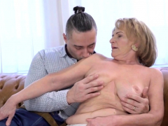titted granny jizzy