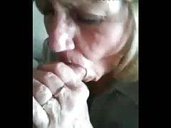 Granny worship cock