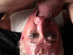 Trashy whore bdsm pounded