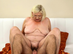 Small titted gilf inserted