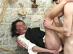 hairy mom rough fucked
