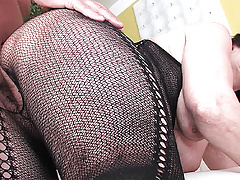 68 years senior grannie first time humungous man meat fucked
