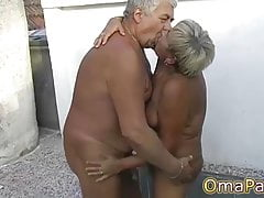 OmaPasS Compilation of Old Amateur Granny