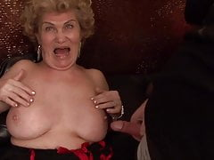 HAPPY NEW YEAR!!! Grandma Effie's New Year Orgy