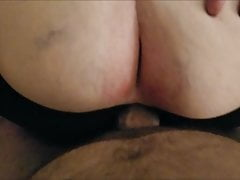 Fat Granny Tied and Booty Fucked