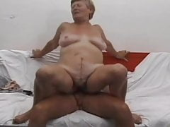Hey My Grandma Is a Mega-slut #06 (2001) Scene 03