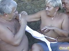 OmaPasS Compilation of Nasty Granny Content