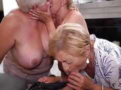 Greedy grannies assault young boy