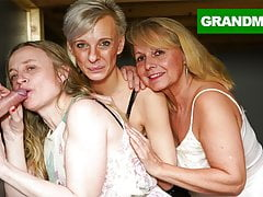 Triple Blondie Granny Hump
