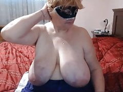 thick breast granny