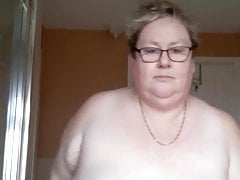 fat grannie naked