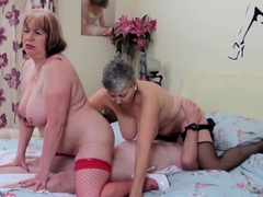 AgedLovE Busty Mature Lady  Penetration