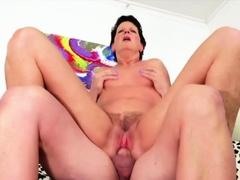 Golden Bitch - Mischievous Older Cowgirls Compilation Part 5