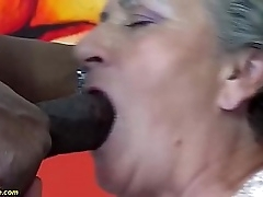 horny idiotic mom waggish time bbc fucked