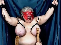 Granny Pentathlon Titty Throes Olympics - Pick Your Favorite Relaxation