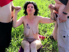 German Nudism Full-grown Seduce to Be hung up on by several Outlander Public