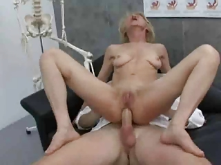 Granny Loves Gender Sucking Plus Swallowing !!