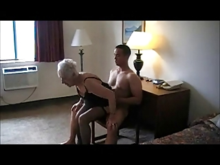 90 Yr. Old Granny Fucked In A Tourist house