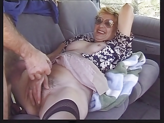 Granny wide Car