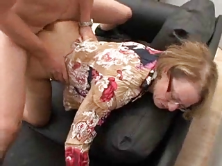 HOT Have sexual intercourse #22 (GILF Fucked Hard)