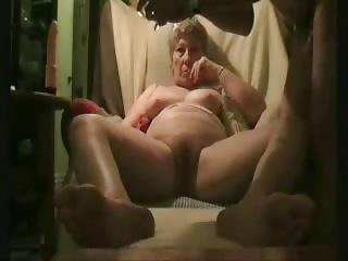 Having game all over my old wife. Amateur