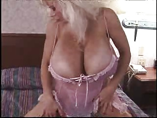 Busty grandma