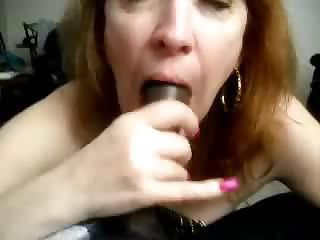 Full-grown Sucking Blarney coupled with Cum