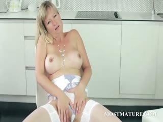 MILF close to stockings repartee twat mainly a govern