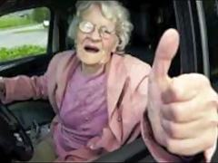 Drivers seat perverse olde Insane Grannies by satyriasiss