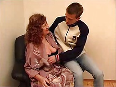 wonderful grannie July jerk off a young boy
