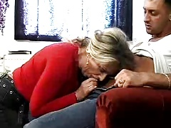 German Aged Damsel In Anal Sex Movie
