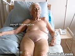 Omageil Big collection older  and senior woman