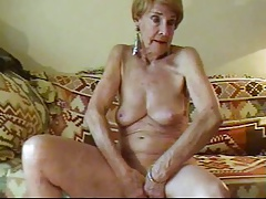 Olga vintage grandmother pt1. not hi quality but worth it.