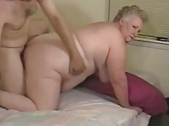 Gran porked by young guy