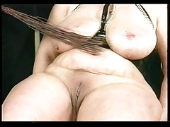 Chubby Mature Gets Tortured