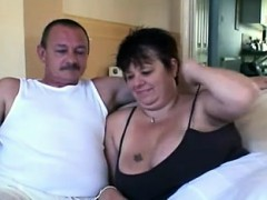 Diane from 1fuckdatecom - Old couple screwing