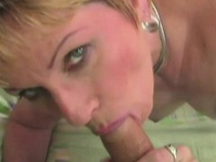 Grandmother Knows Exactly How Give A Blowjob