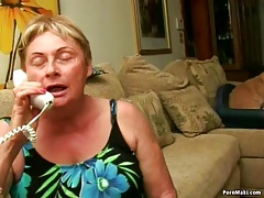 Granny Blowjob and