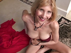 Assfuck sex addict granny wants dual penetration