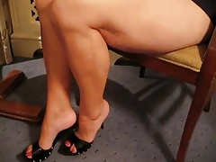 BEAUTIFUL Grannie Soles - saf