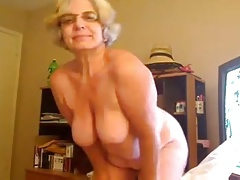webcam grandmother