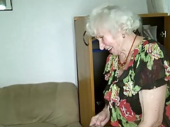 Norma Granny is back to pornography