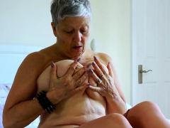 EuropeMaturE Older  Seductive Solo Striptease