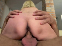 Slutty Mature Woman Gets Fucked Hard