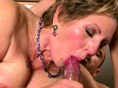 Stud fucks a granny and cums in her gullet by SixtyPlusMilfs