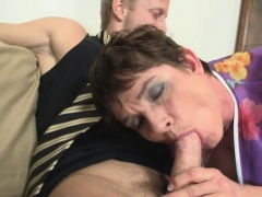 Intercourse date with hairy pussy old grandma